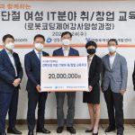 코스콤,'경단녀'IT취업지원…취업률 100%