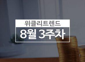 """금융위, """"기존업체 40여곳에 마이데이터 우선권 부여"""".., 과열경쟁 고려 (8월 3주차)"""